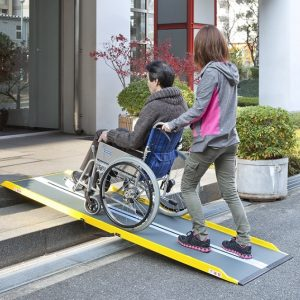 DUNLOP LS01 Series Portable Folding Ramp | R-165SL-E